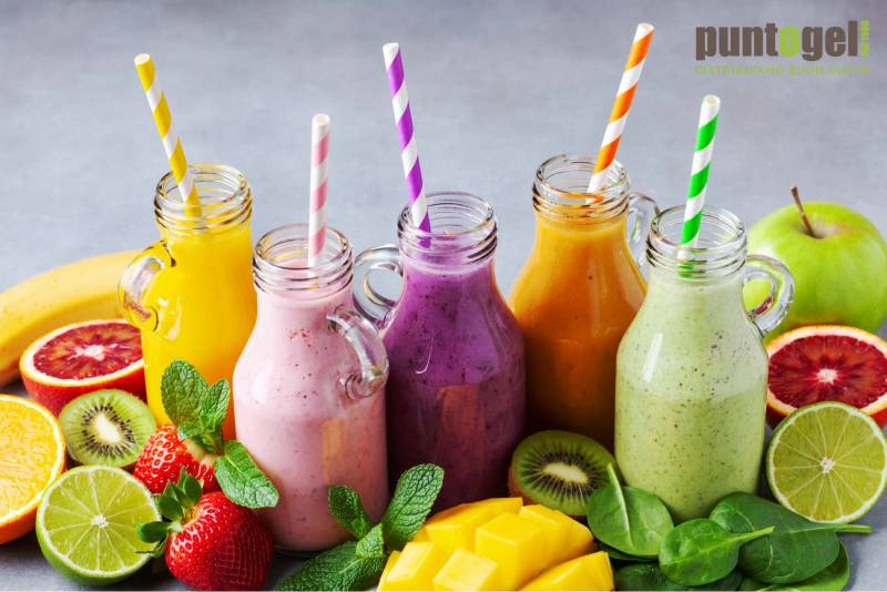 SPECIALE SMOOTHIES